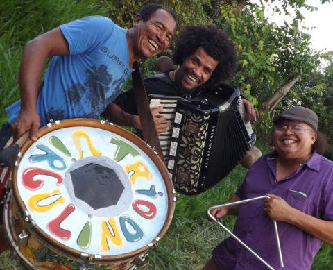 Trio Virgulino se apresenta no Réveillon da Paulista