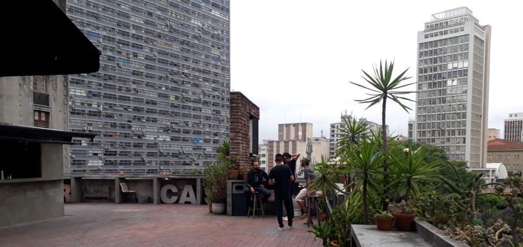 Balsa Bar - Bares com terraço