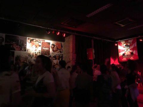 Música ao vivo - Casa do Baixo Augusta