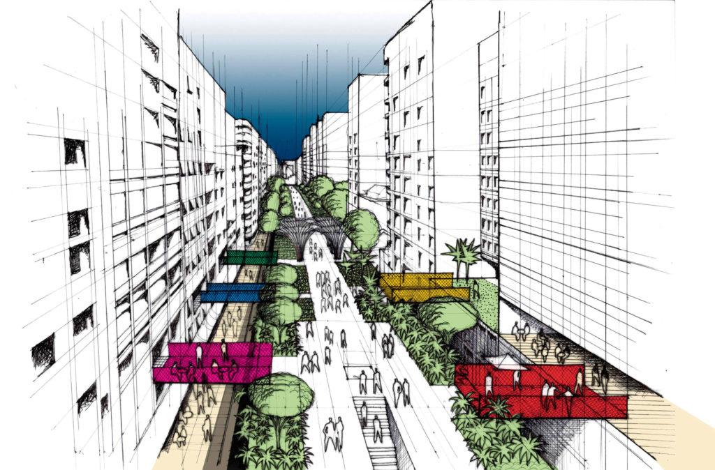 A desativação foi prevista no Plano Diretor de 2016, na gestão de Fernando Haddad (PT). Imagem: Divulgação/Prefeitura de SP.