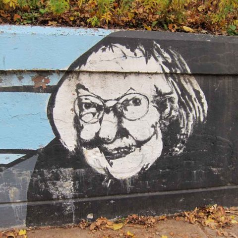 Grafite de Jane Jacobs