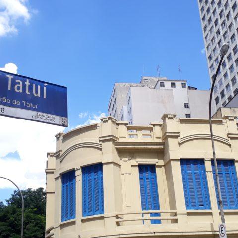 Rua Barão de Tatuí