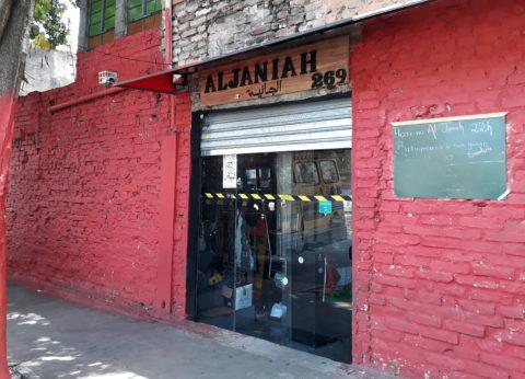 Al Janiah - bares e restaurantes de imigrantes