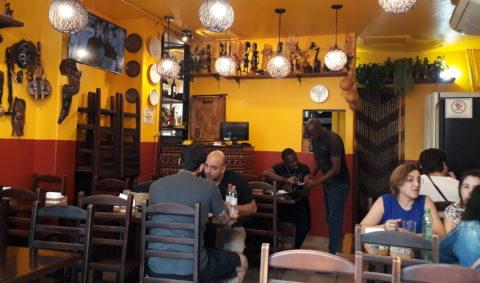 Biyouz - bares e restaurantes de imigrantes