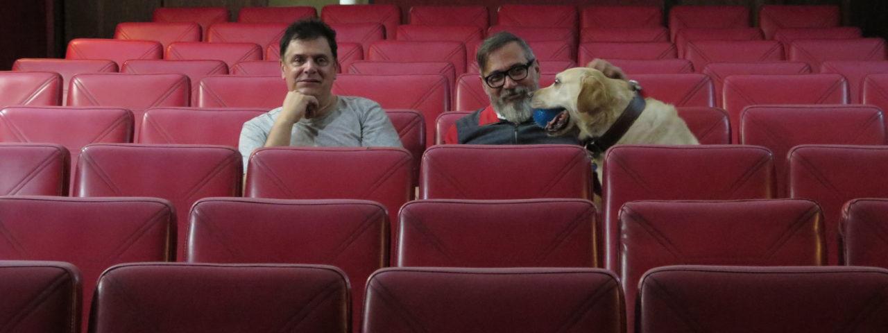 Cine Bijou - A Vida no Centro