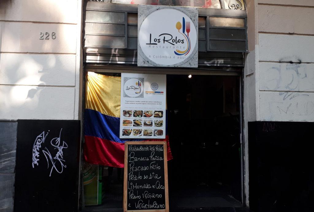 Los Rolos - bares e restaurantes de imigrantes