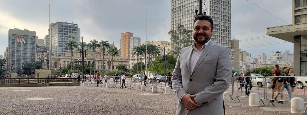 Orlando Faria-Triângulo SP - Foto A Vida no Centro