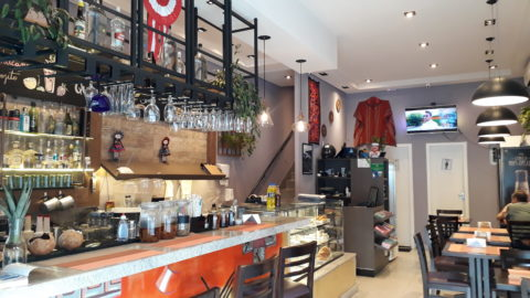 Quinoa - bares e restaurantes de imigrantes
