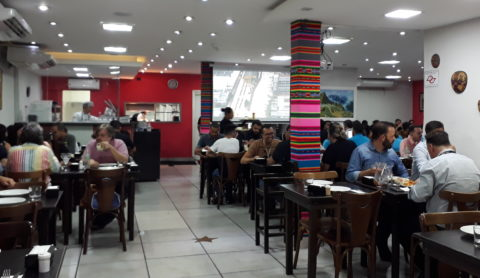 Rinconcito Peruano - bares e restaurantes de imigrantes