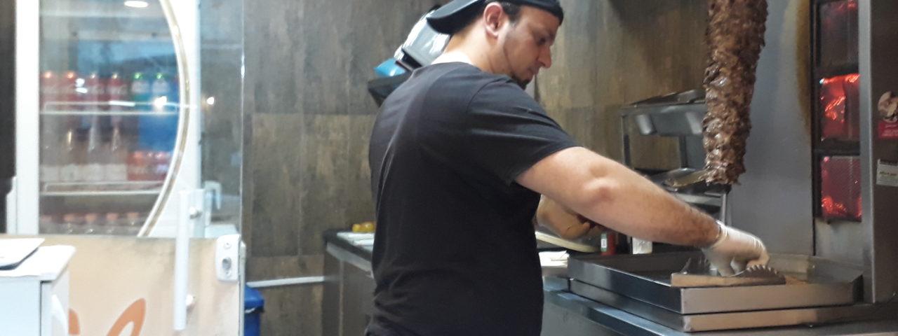 kebab - bares e restaurantes de imigrantes