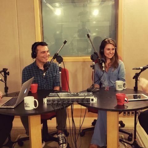 Podcast A Vida no Centro