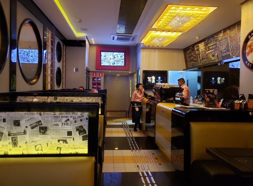 Badaró Art Cafeé - Cafés no Centro Histórico