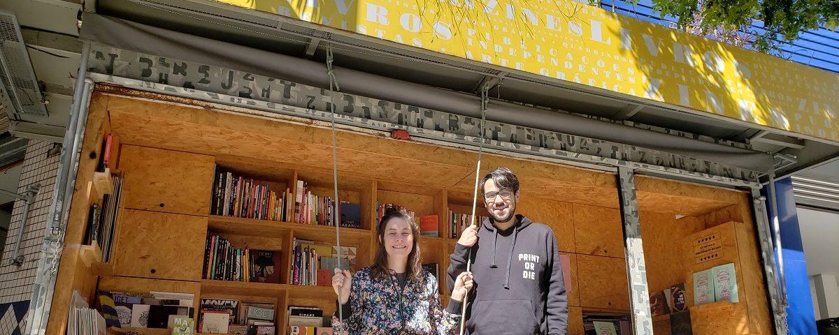 Cecília Arbolave e João Varella - Lote 42 e Banca Tatuí