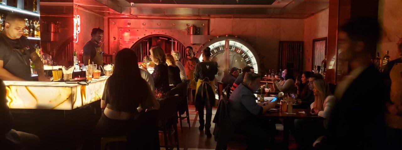 Bar do Cofre - A Vida no Centro