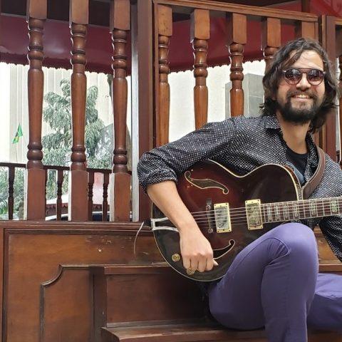 Thiago Pimentel - atrações musicais