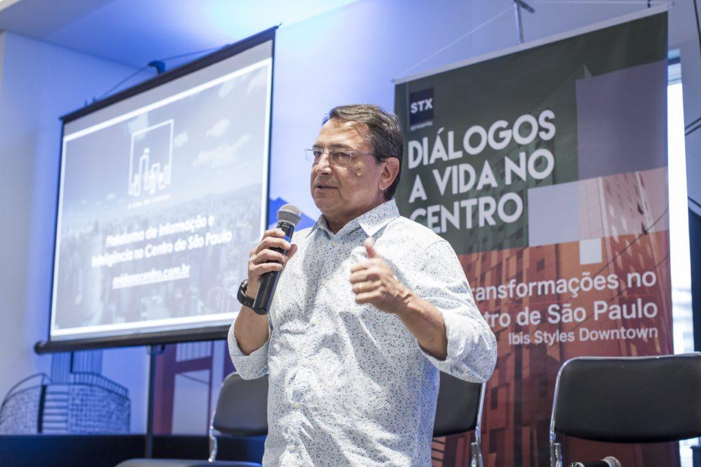 Diálogos A Vida no Centro - As transformações do Centro