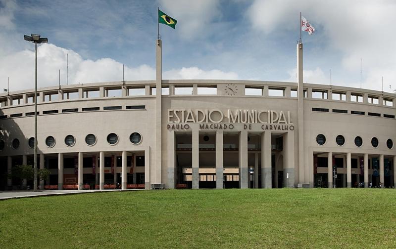 Higienópolis - Museu do Futebol