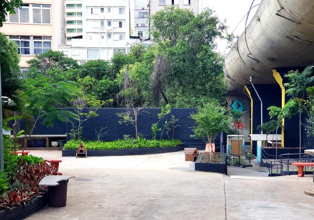 Foto do Complexo #9, espaço que vai sediar o Mercado Mundo Criativo, na Bela