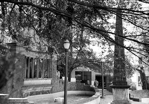 Largo da Memória em 1953 Foto: Gabriel Zellaui/Museu da Cidade de São Paulo