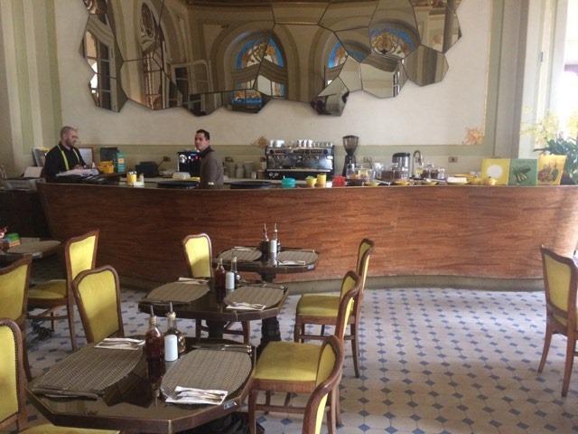 Cafés na região da República - Santinho