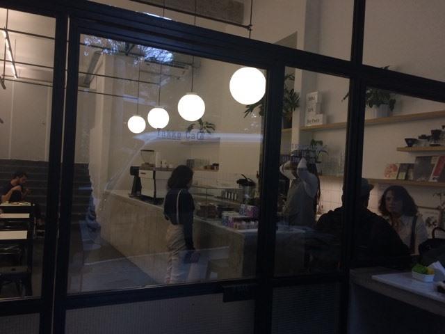 Cafés na região da República - Takko