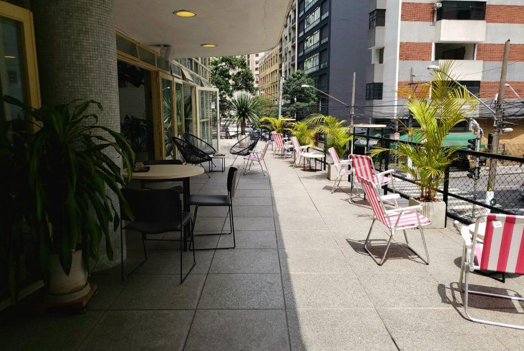 Cafés na região da República - Bento 43