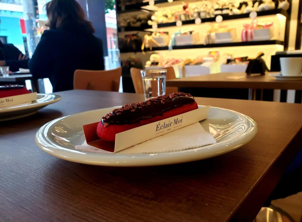 Cafés na região da República - Éclair Moi