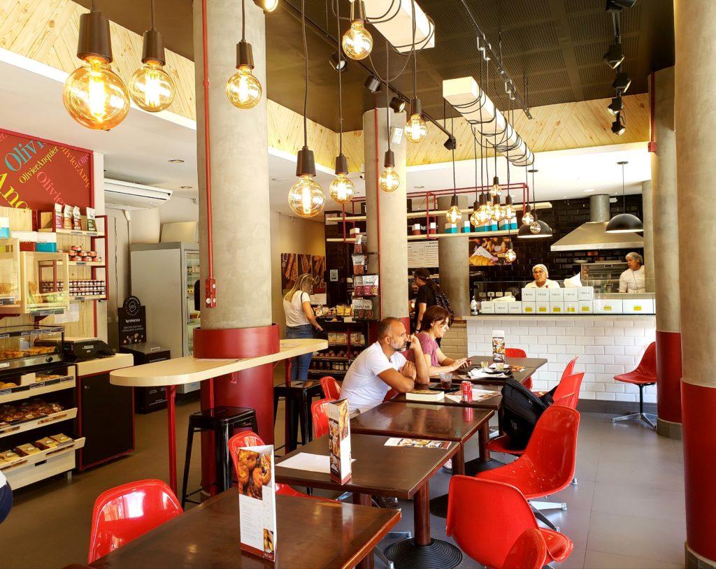 Cafés na região da República - Mundo Pão Olivier