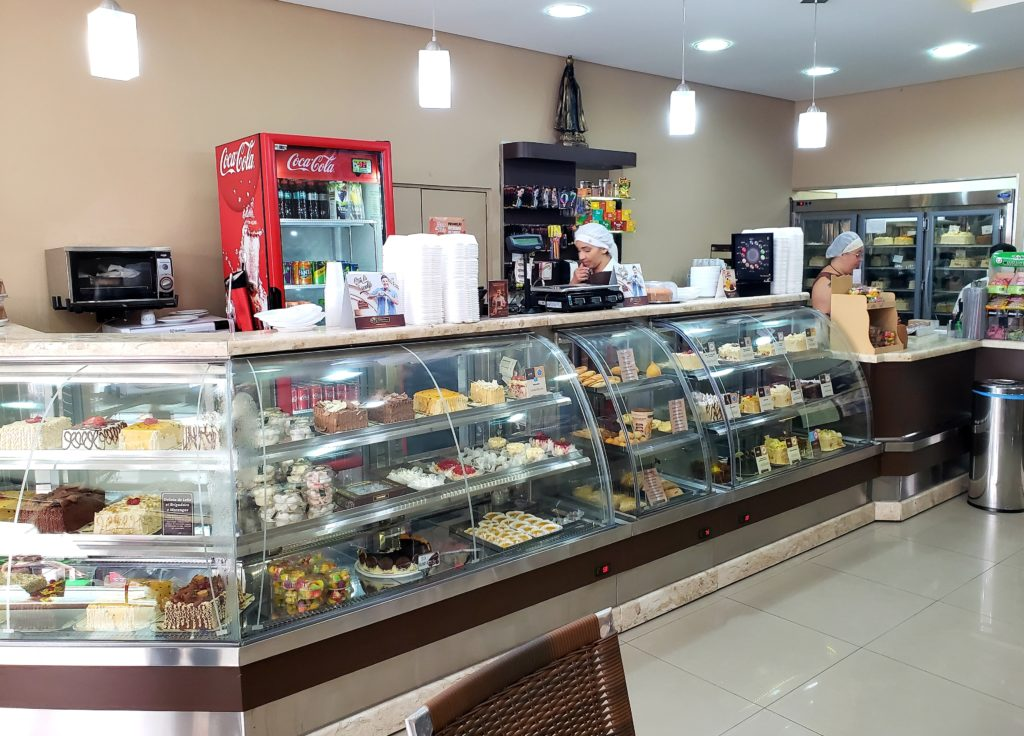 Cafés na região da República - Sodiê