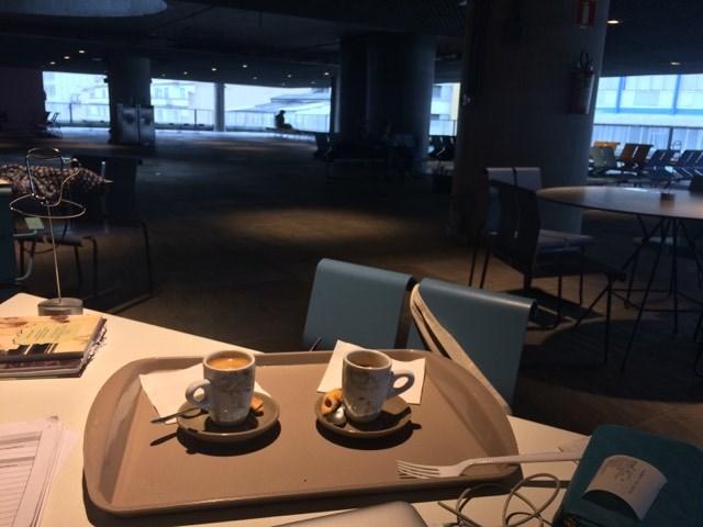 Cafés na região da República - Sesc