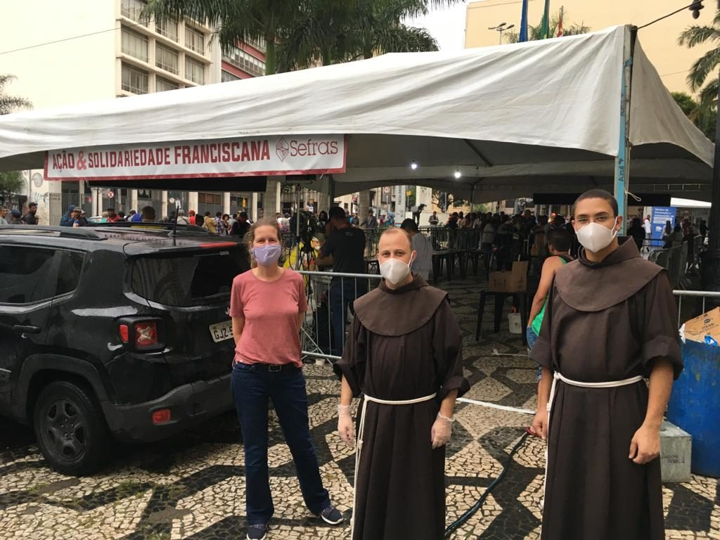 Solidariedade na pandemia