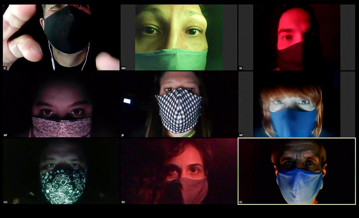 A Arte de Encarar o Medo - teatro digital- Satyros