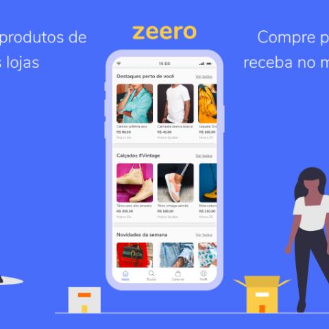 aplicativo Zeero